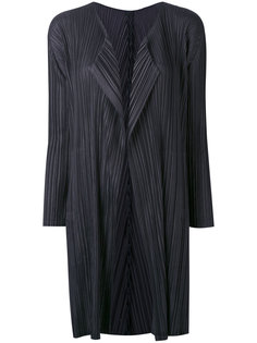 pleated coat Pleats Please By Issey Miyake