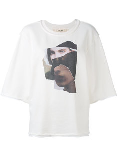 Tyga three-quarters sleeve sweatshirt Damir Doma