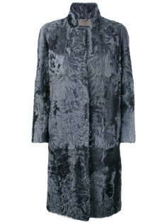пальто с высоким воротником Liska