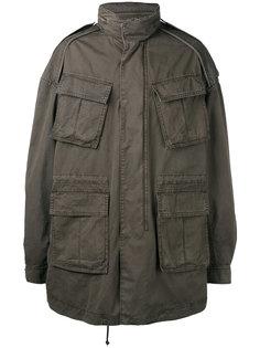 объемное пальто  Juun.J