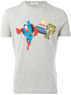 футболка с принтом супергероя Iceberg
