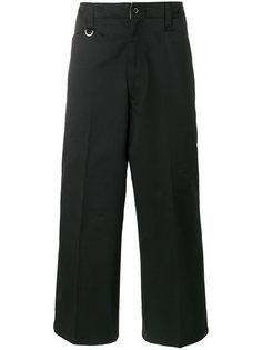 укороченные широкие брюки Sophnet.