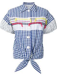 клетчатая рубашка Tsumori Chisato