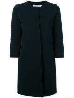пальто с рукавами три четверти Harris Wharf London
