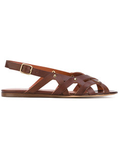 Sofia sandals  Michel Vivien