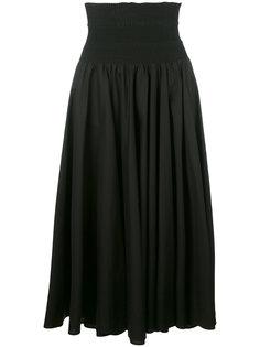 пышная юбка длины миди Twin-Set
