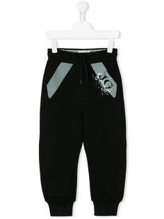 спортивные штаны John Galliano Kids