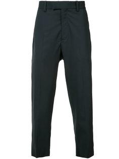 зауженные брюки Oamc