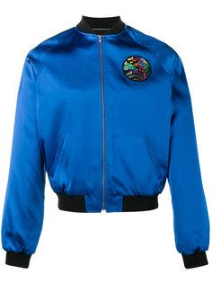 куртка-бомбер Teddy Surf Saint Laurent