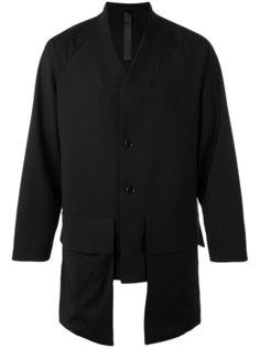 пиджак с накладными карманами Odeur