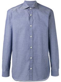 рубашка с длинными рукавами  Z Zegna