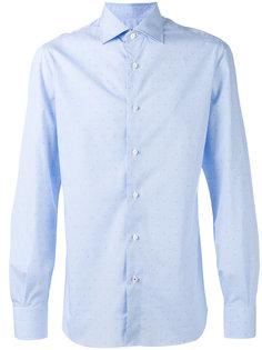 классическая рубашка Isaia