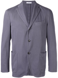 three button blazer Boglioli