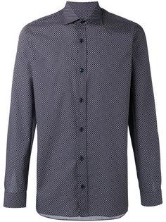 рубашка с длинными рукавами и принтом  Z Zegna