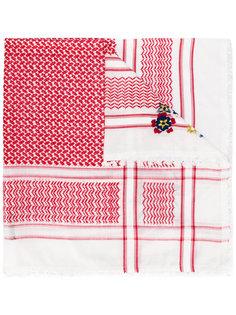 куфия с вышивкой Bazar Deluxe