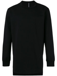 loose-fit sweatshirt Attachment