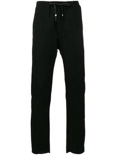 укороченные спортивные брюки с эластичным поясом Manuel Marte
