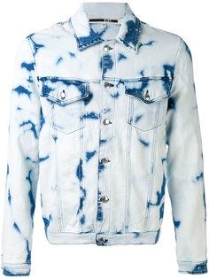 джинсовая куртка Billy  McQ Alexander McQueen
