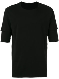 layered sleeves T-shirt Attachment