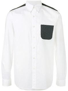 рубашка с нагрудным карманом Sophnet.
