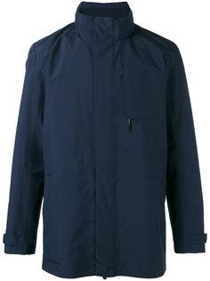 куртка с высоким воротом  Z Zegna