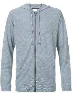 James zip up hoodie Onia