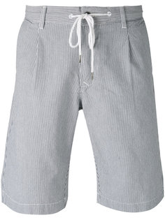 striped bermuda shorts  Woolrich