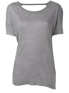 свободная футболка  Thom Krom