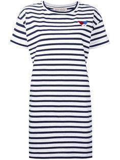 футболка в бретонскую полоску  Être Cécile