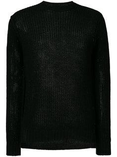 open knit jumper Attachment
