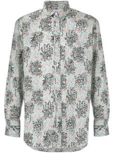 рубашка с графическим  принтом  Comme Des Garçons Shirt