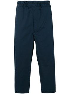 укороченные брюки Comme Des Garçons Shirt
