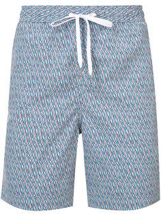 шорты для плавания Woven Geo Charles Onia