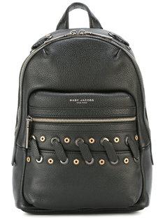 рюкзак с имитацией шнуровки Marc Jacobs
