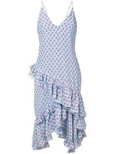 платье с узором Altuzarra