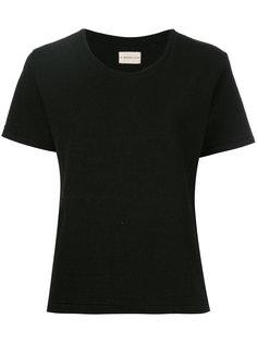 футболка с круглым вырезом  Simon Miller