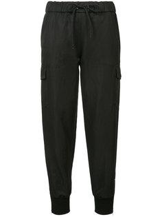 drawstring track pants  Jeremy Scott