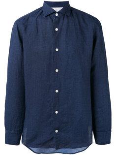 рубашка на пуговицах с длинными рукавами  Eleventy