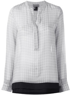 double layer blouse Tony Cohen
