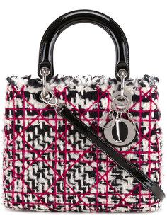 сумка Lady Dior Cannage Christian Dior Vintage