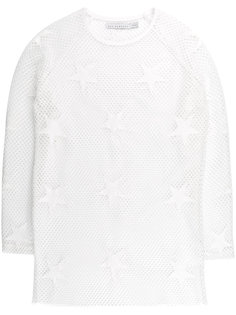 star detail mesh top Zoe Karssen