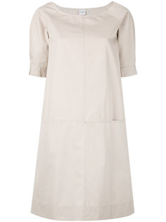 платье-шифт с короткими рукавами Aspesi