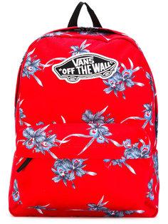 рюкзак с цветочным рисунком Vans