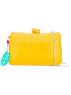 pineapple shoulder bag Serpui