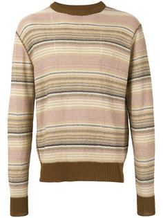 Distressed Stripe jumper Our Legacy