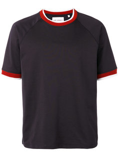 футболка с контрастной отделкой Our Legacy