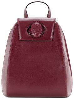 рюкзак с логотипом Must de Cartier Cartier Vintage