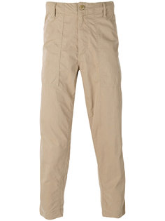 укороченные брюки Ganryu Comme Des Garcons