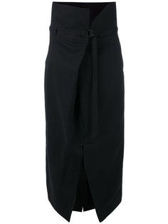 flared cropped trousers Enföld