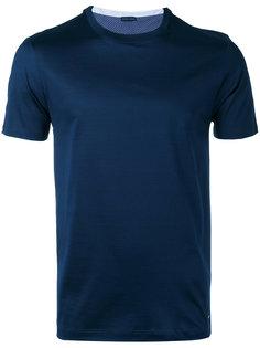 футболка с круглым вырезом Paul & Shark
